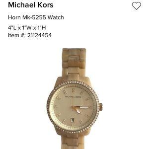 Michael Kors Watch ⏱